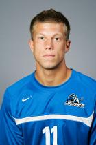 UB women's soccer assistant coach Casey Derkacz remains one of the best men's players in the area.