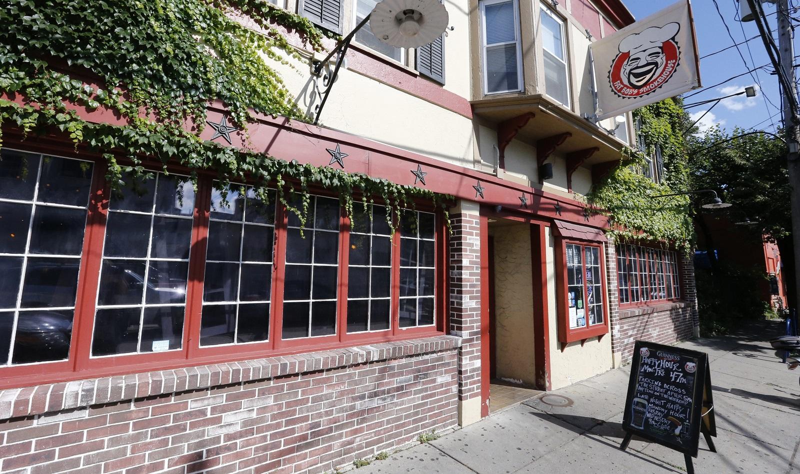 Fat Bob's Smokehouse. (Harry Scull Jr./Buffalo News)