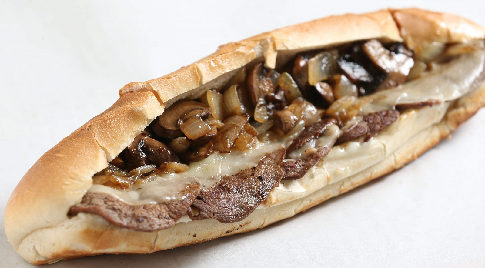 David's Steak Hoagy in Niagara Falls makes the list with its tenderloin hoagy. (Sharon Cantillon/Buffalo News)