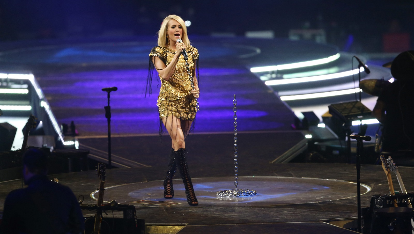 Carrie Underwood headlines The Story Teller Tour at First Niagara Center. (Sharon Cantillon/Buffalo News)