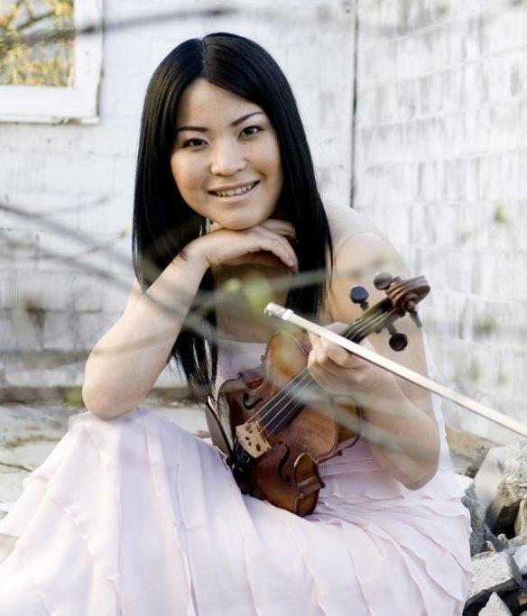 Mayuko Kamio will perform with the Buffalo Philharmonic Orchestra.