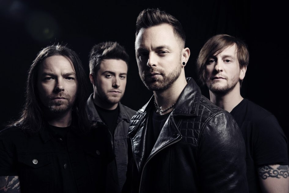 Bullet for My Valentine will perform May 9 in Rapids Theatre.
