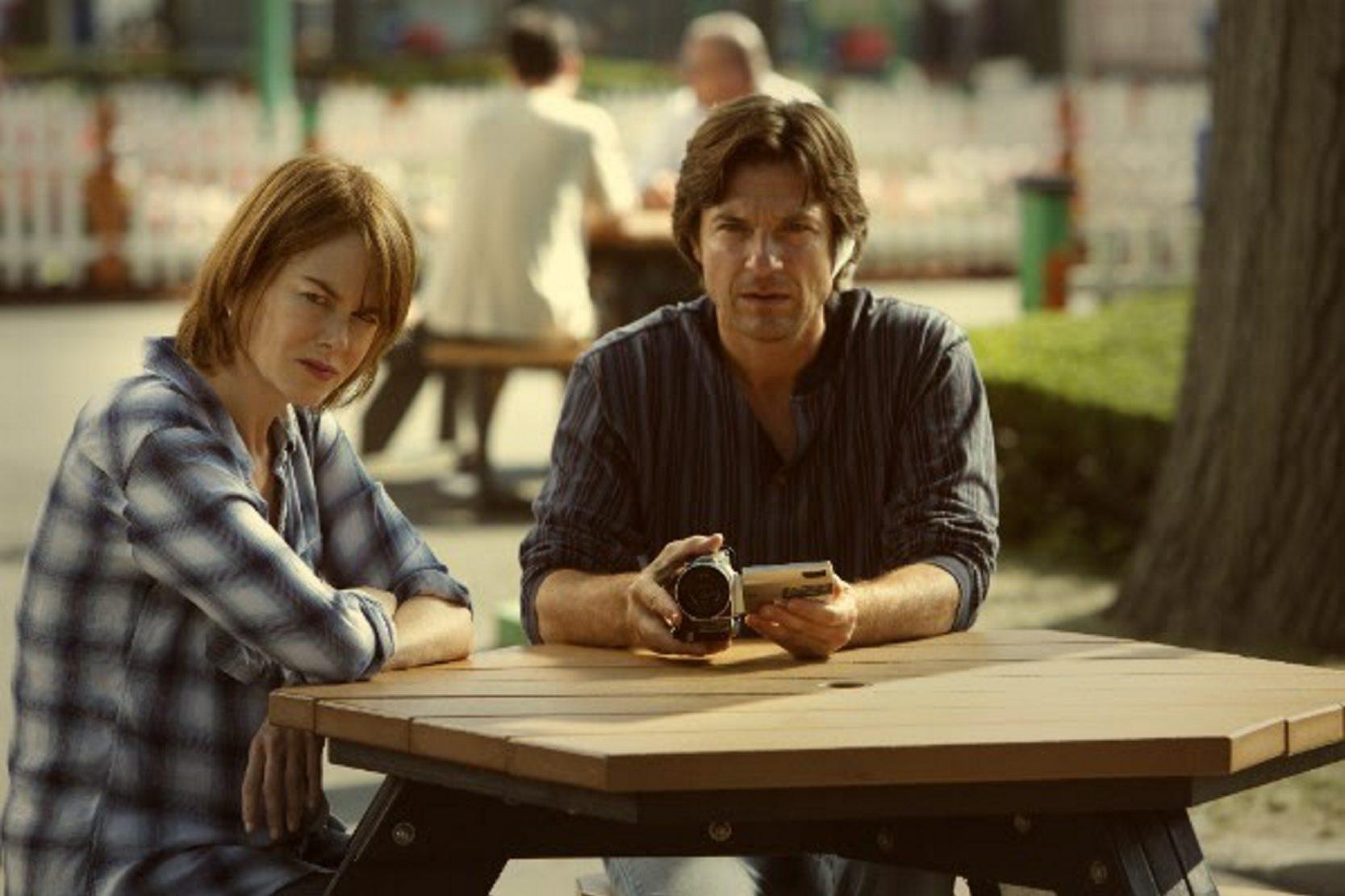"""Nicole Kidman and Jason Bateman star in """"The Family Fang."""""""