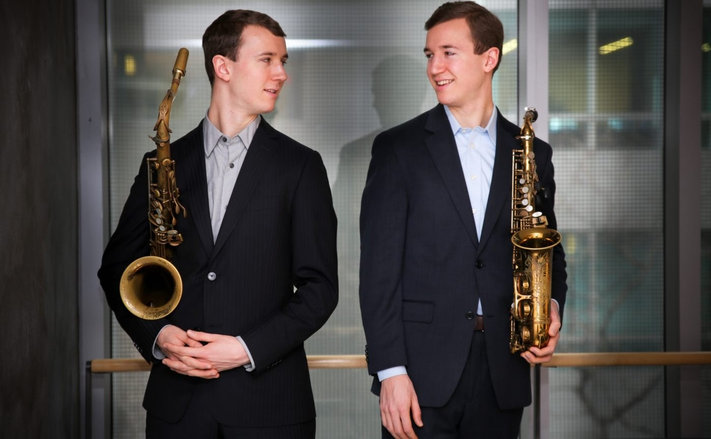 Anderson Brothers will return to Buffalo after a standout saxophone show at MusicalFare Theatre last year.