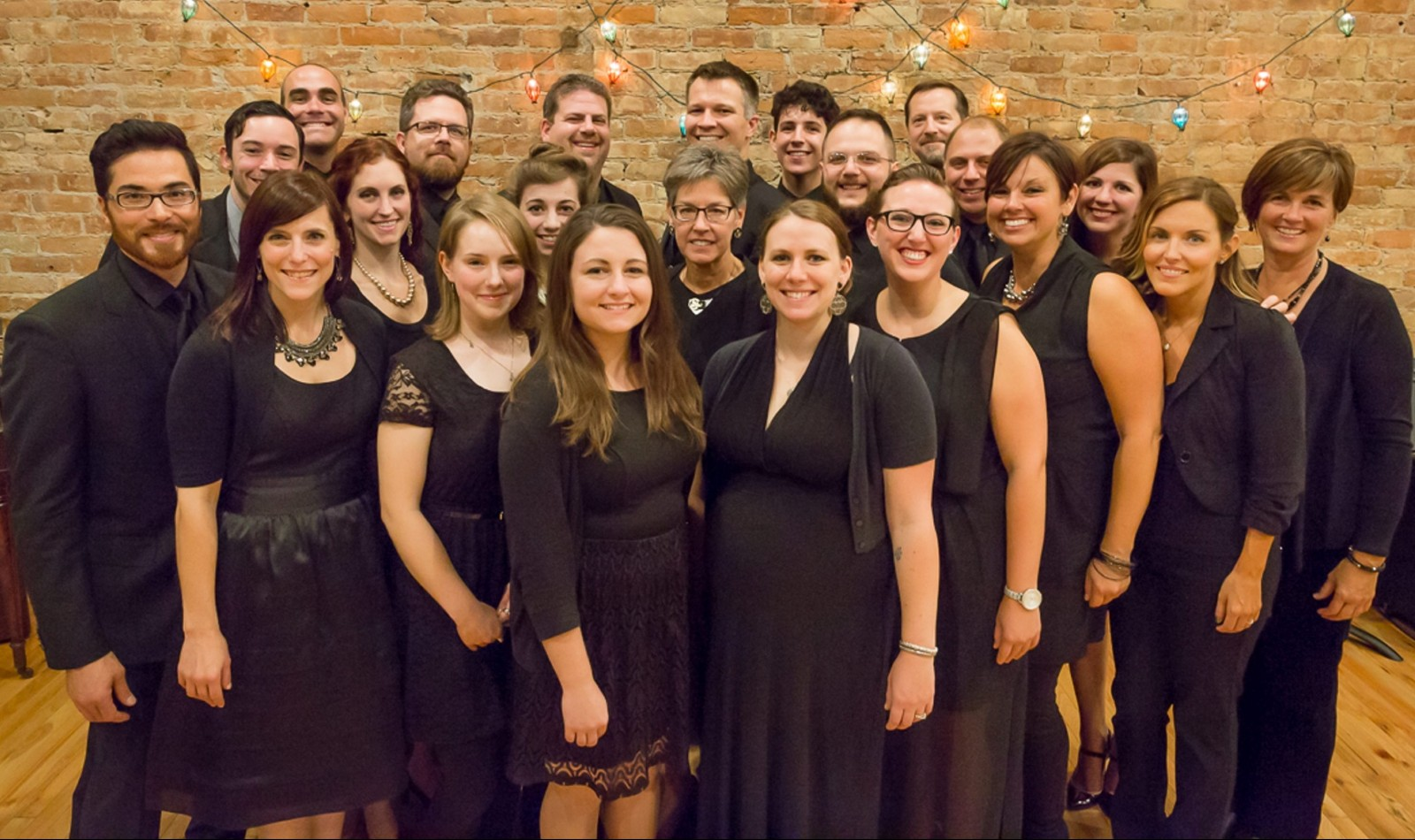 The Harmonia Chamber Singers will celebrate 10 years of singing May 21.