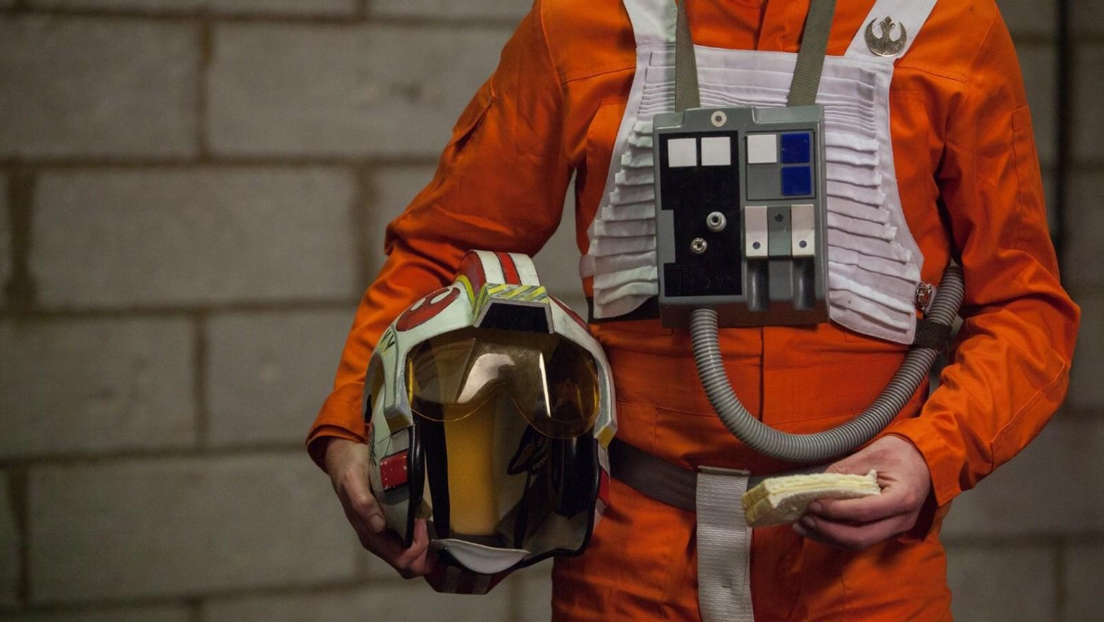 """""""Elstree 1976"""" goes behind the scenes of the original """"Star Wars"""" film."""