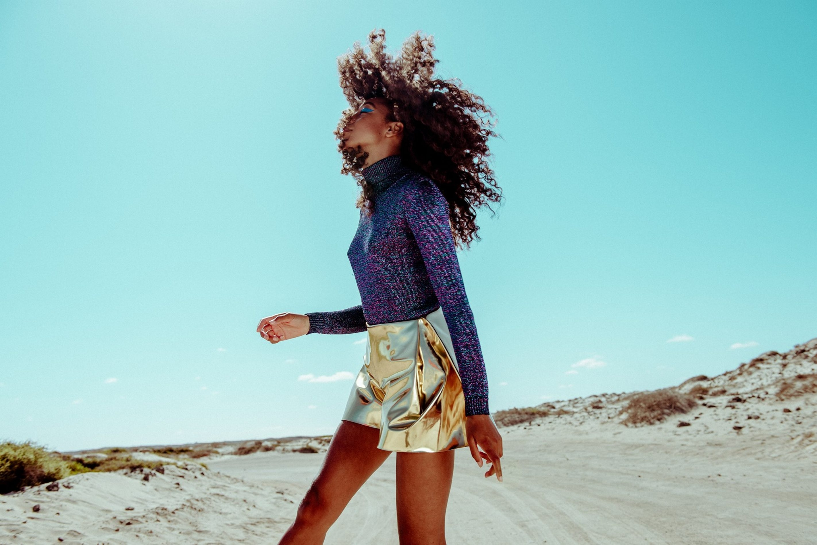 "Corinne Bailey Rae has released her third album, ""The Heart Speaks In Whispers."""