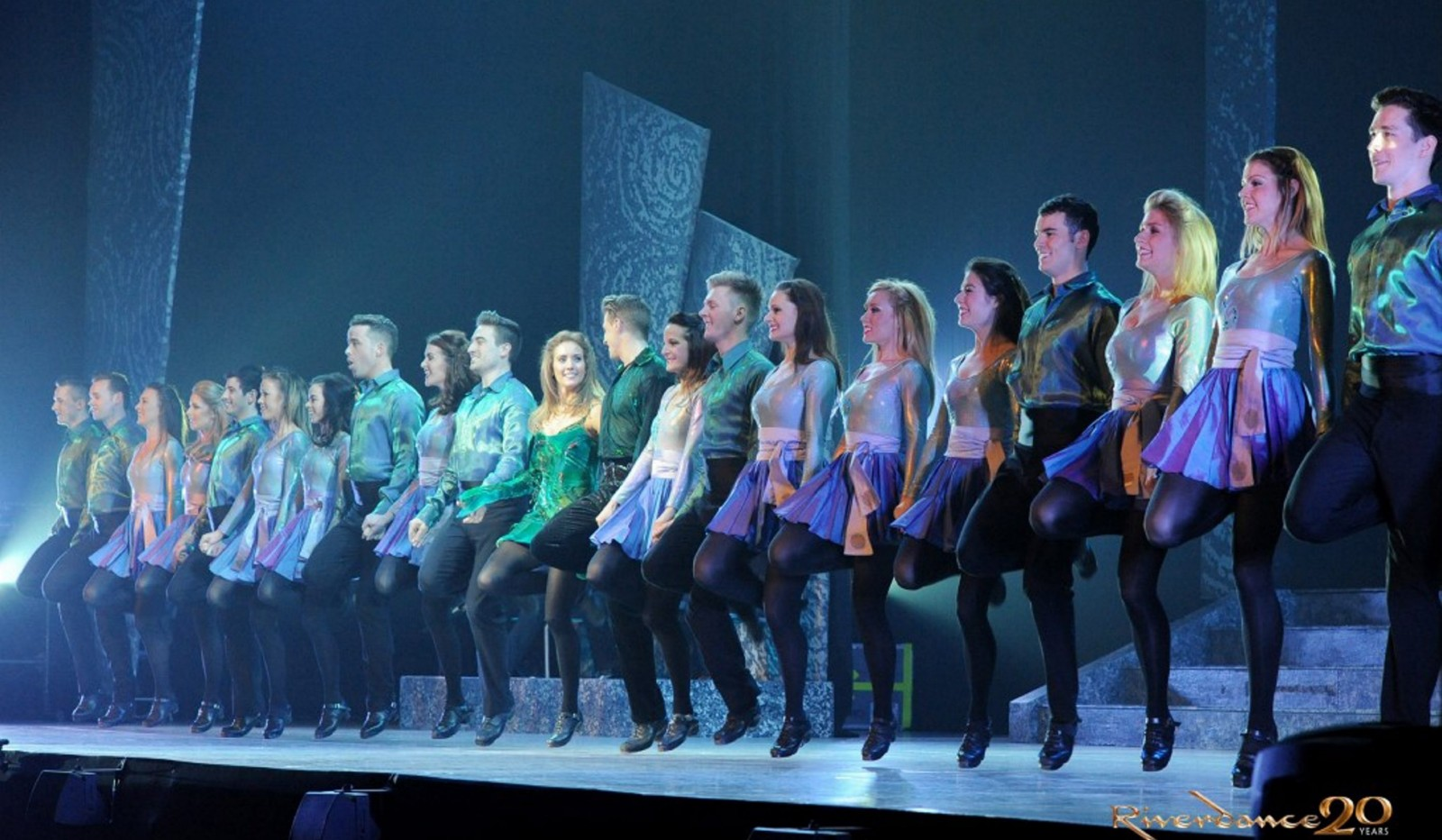"""""""Riverdance - The 20th Anniversary World Tour"""" will be at Shea's Performing Arts Center from May 31 to June 2."""