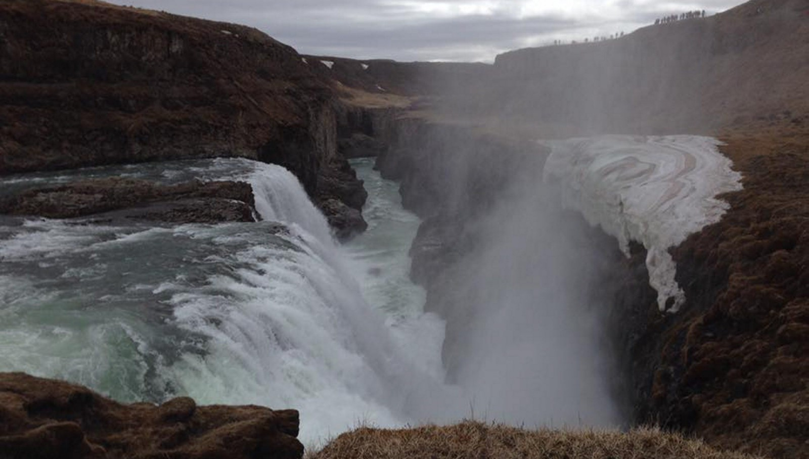 JoAnn Falletta took this scenic photo on her visit to Iceland where she worked with the Iceland Symphony.