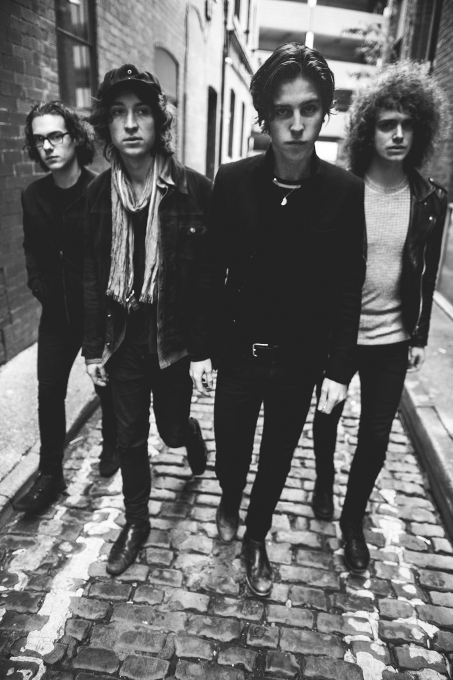 Catfish and the Bottlemen, who play the Town Ballroom on June 2, blend aspects of Brit-pop and indie rock.