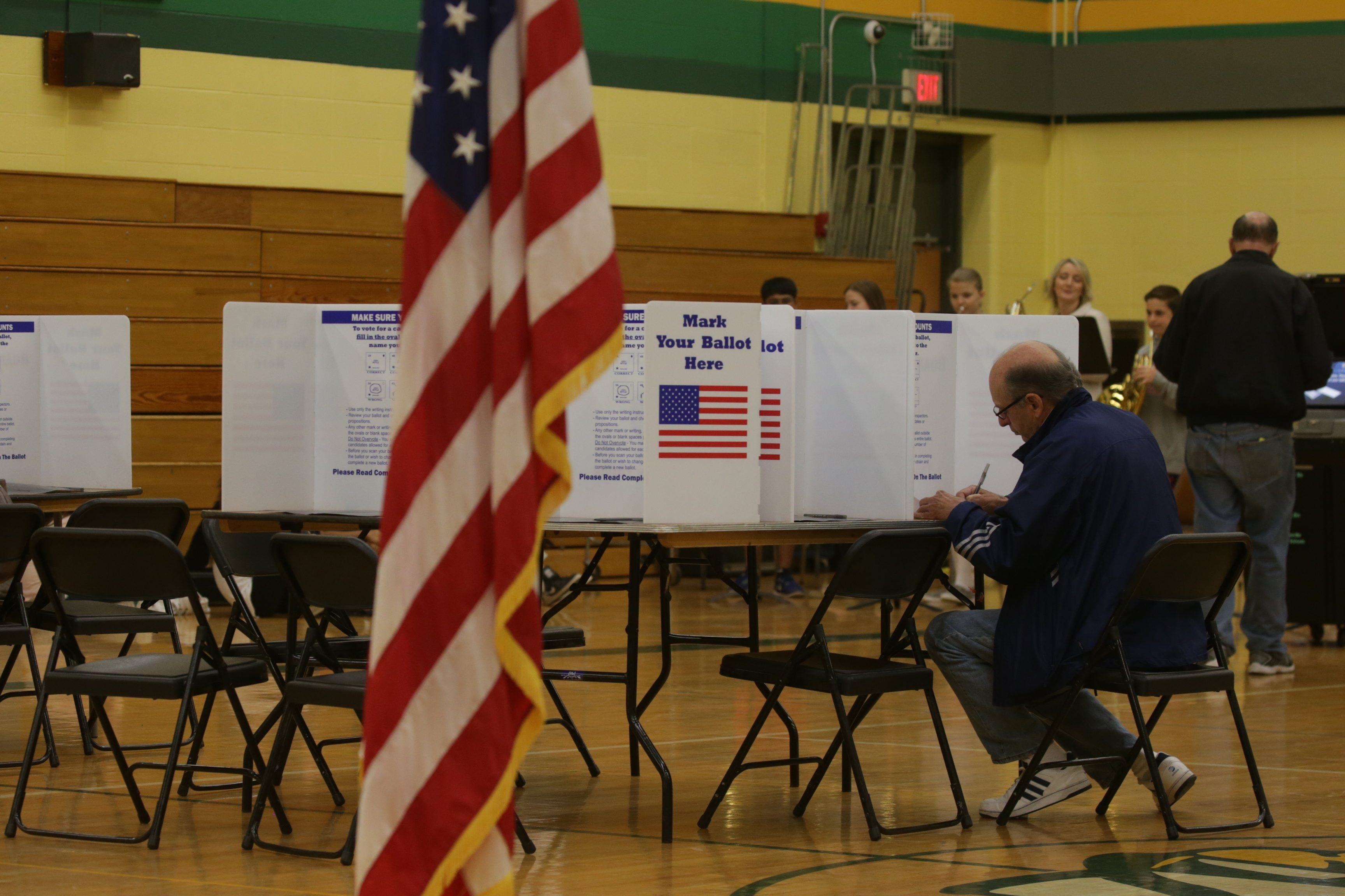 Voters in the Williamsville district elected three teachers, who work in other districts, to the School Board.