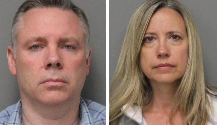 Scott A. Reed, 50, and Deborah S. Reed, 51, of Elba, have been charged in connection with a sex abuse case. (State Police)