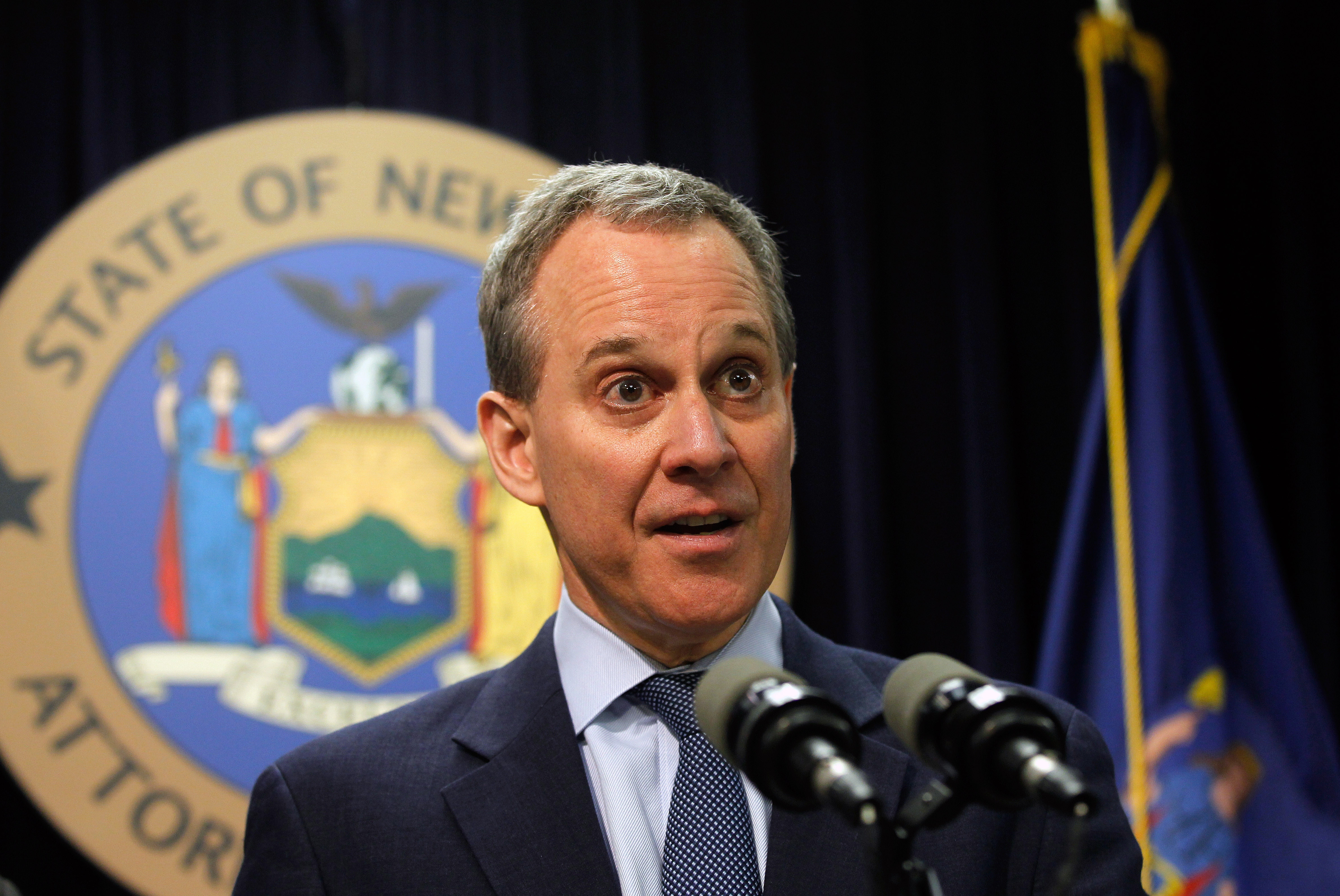 State Attorney General Eric T. Schneiderman stepped up his probe of SUNY Polytechnic with a raid on campus.