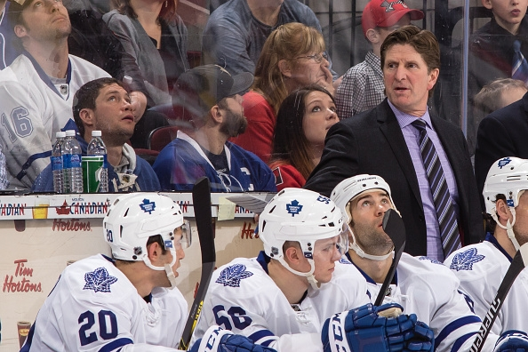 Coaches throughout the NHL have Mike Babcock to thank for their salary bumps.