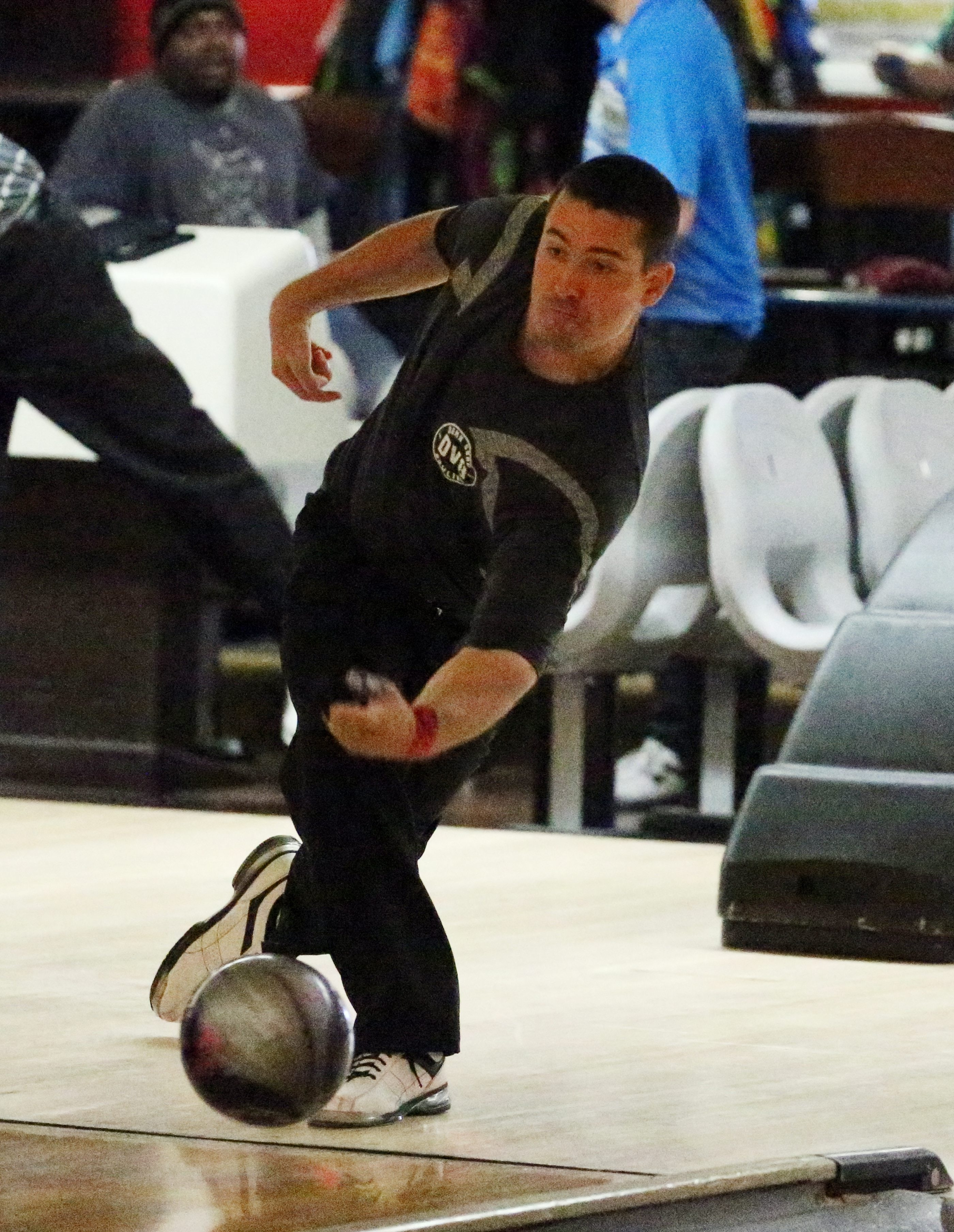 Ryan Ciminelli rolled a 300 game en route to his third title at the Obenauer Masters tournament.