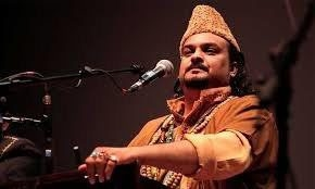 Amjad Sabri is internationally renowned for his brand of qawwali, a form of Islamic devotional music popular throughout Southeast Asia.
