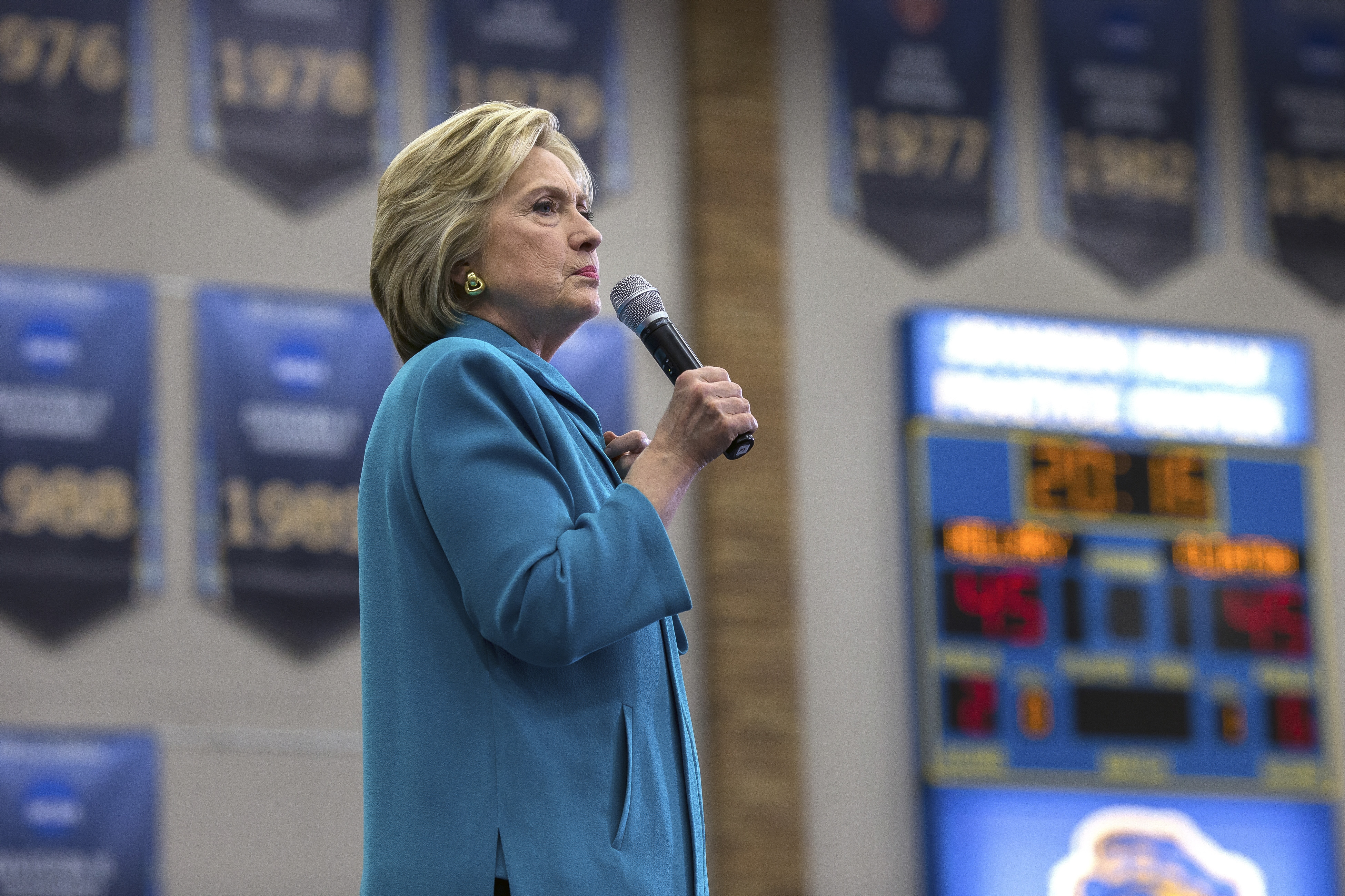 Despite a quarter-century in national politics, Hillary Clinton was unable to see how damaging revelations about her email server would be. (New York Times file photo)