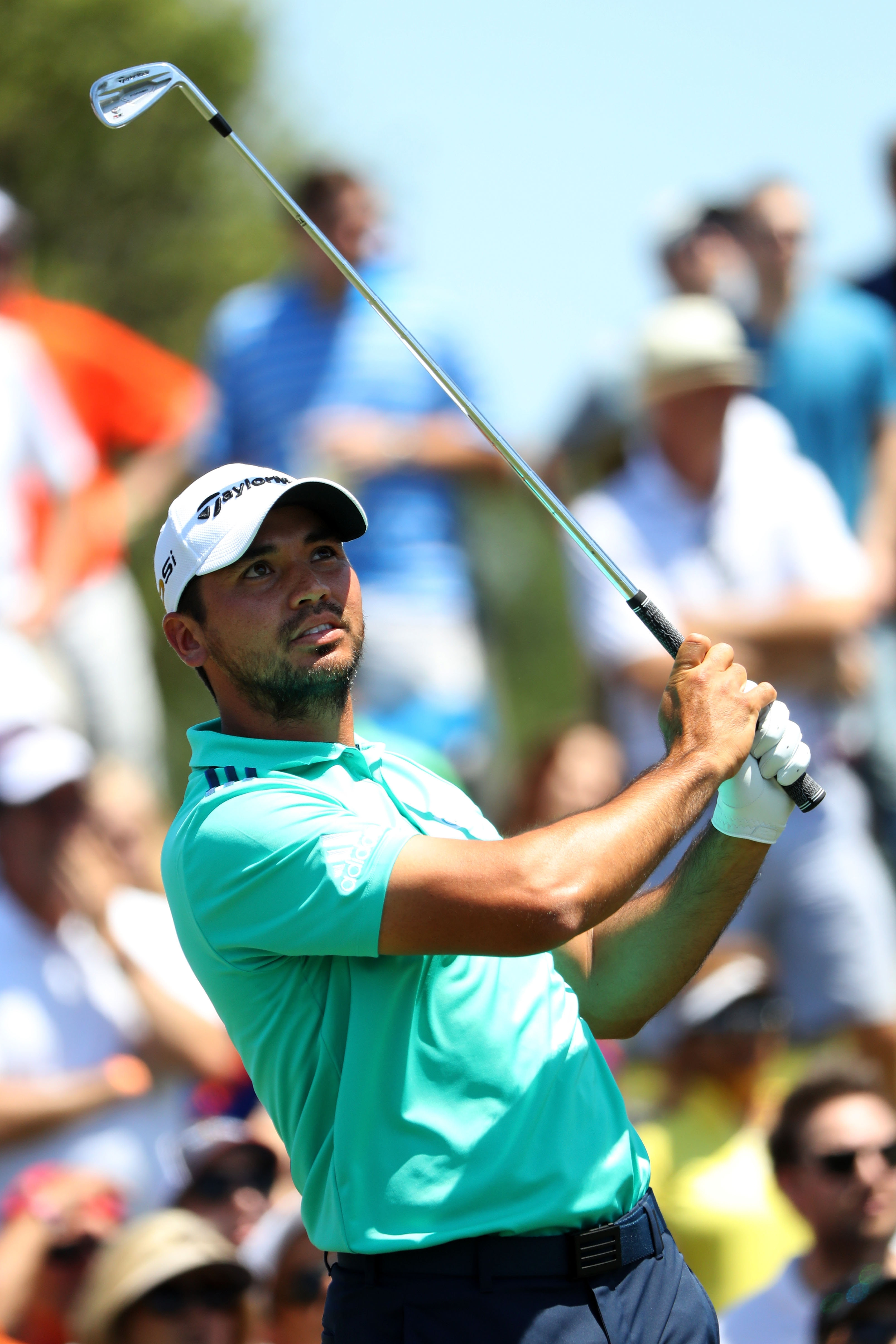 Jason Day was on a mission at The Players Championship. (Getty Images)