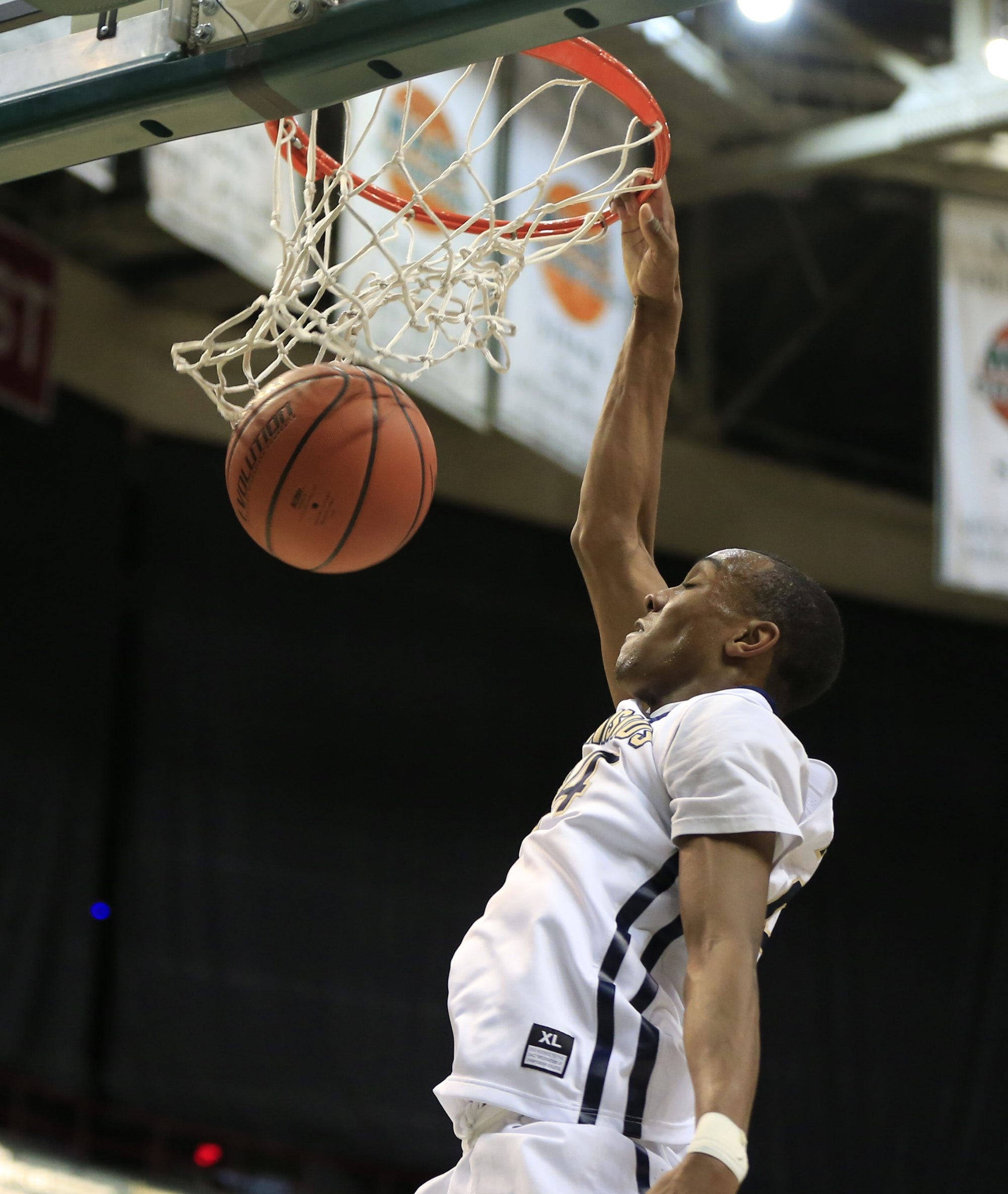 Canisius's Stafford Trueheart announced he will attend James Madison. (Harry Scull Jr./Buffalo News)
