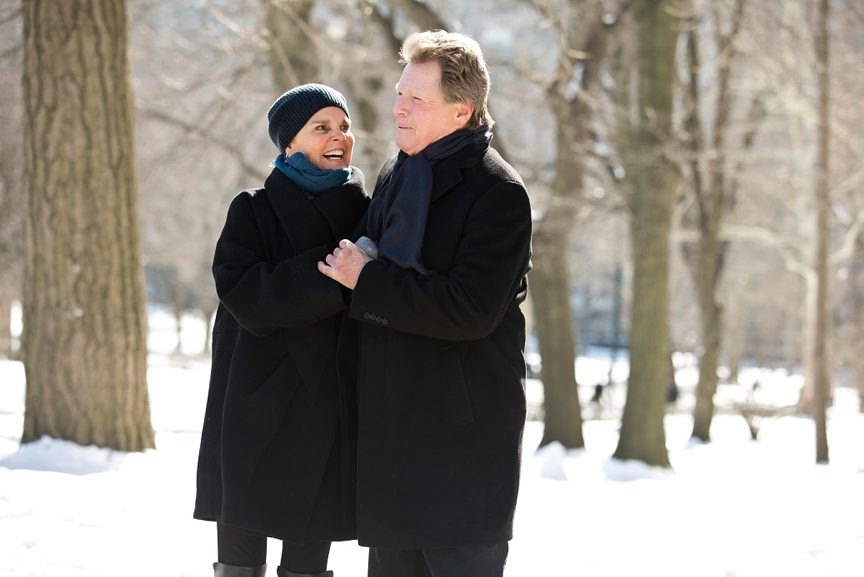"""Ali MacGraw and Ryan O'Neal star in """"Love Letters,"""" playing May 11 to 22 in 710 Main Theatre."""