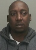 Bruce W. Jefferson, 34, of Buffalo, faces two drug felonies and child endangerment charges after police say he was selling crack from a car with a 6-month-olt inside. (West Seneca Police)
