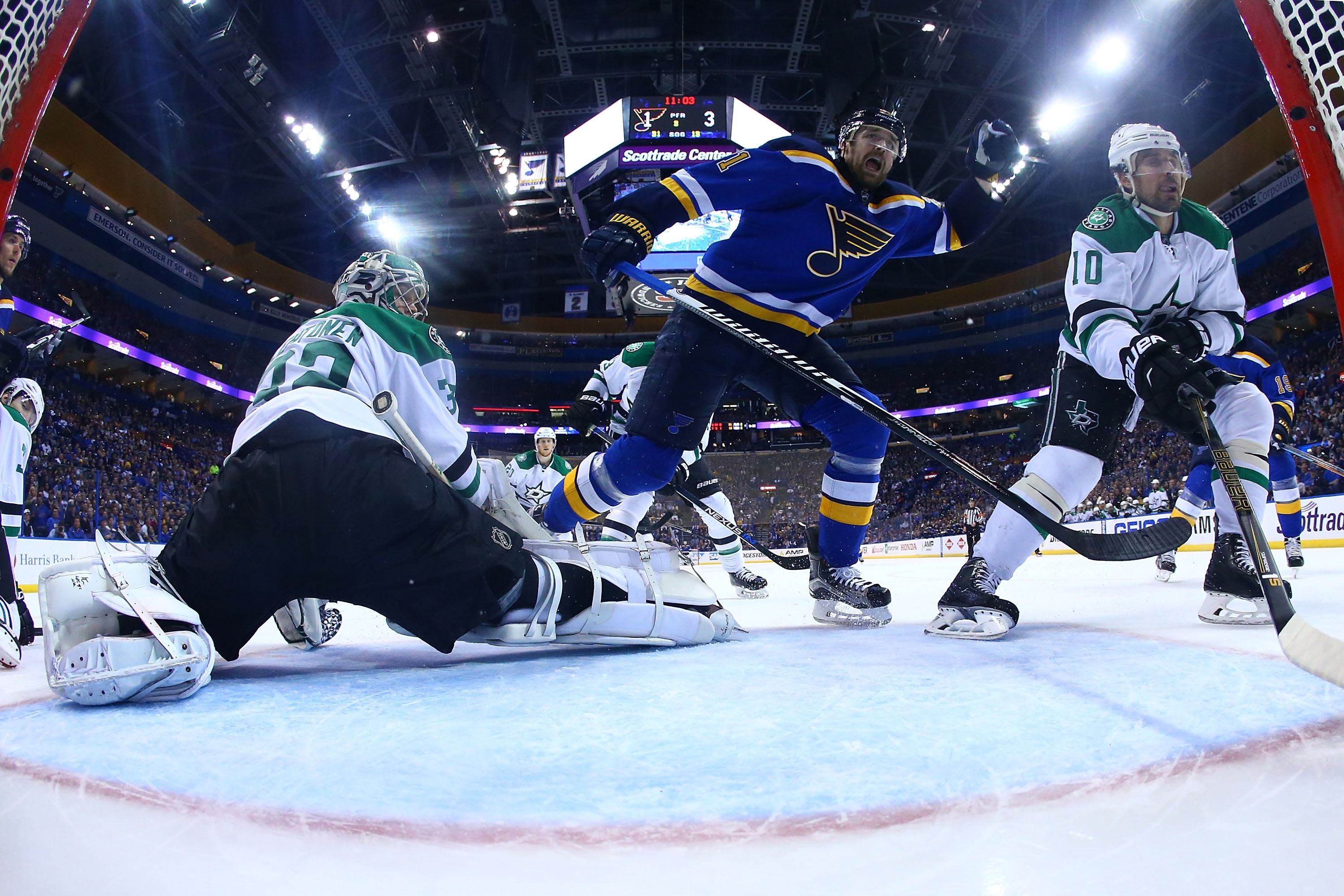 Goals in the NHL have been hard to come by in recent years, and perhaps even harder in the Stanley Cup playoffs.