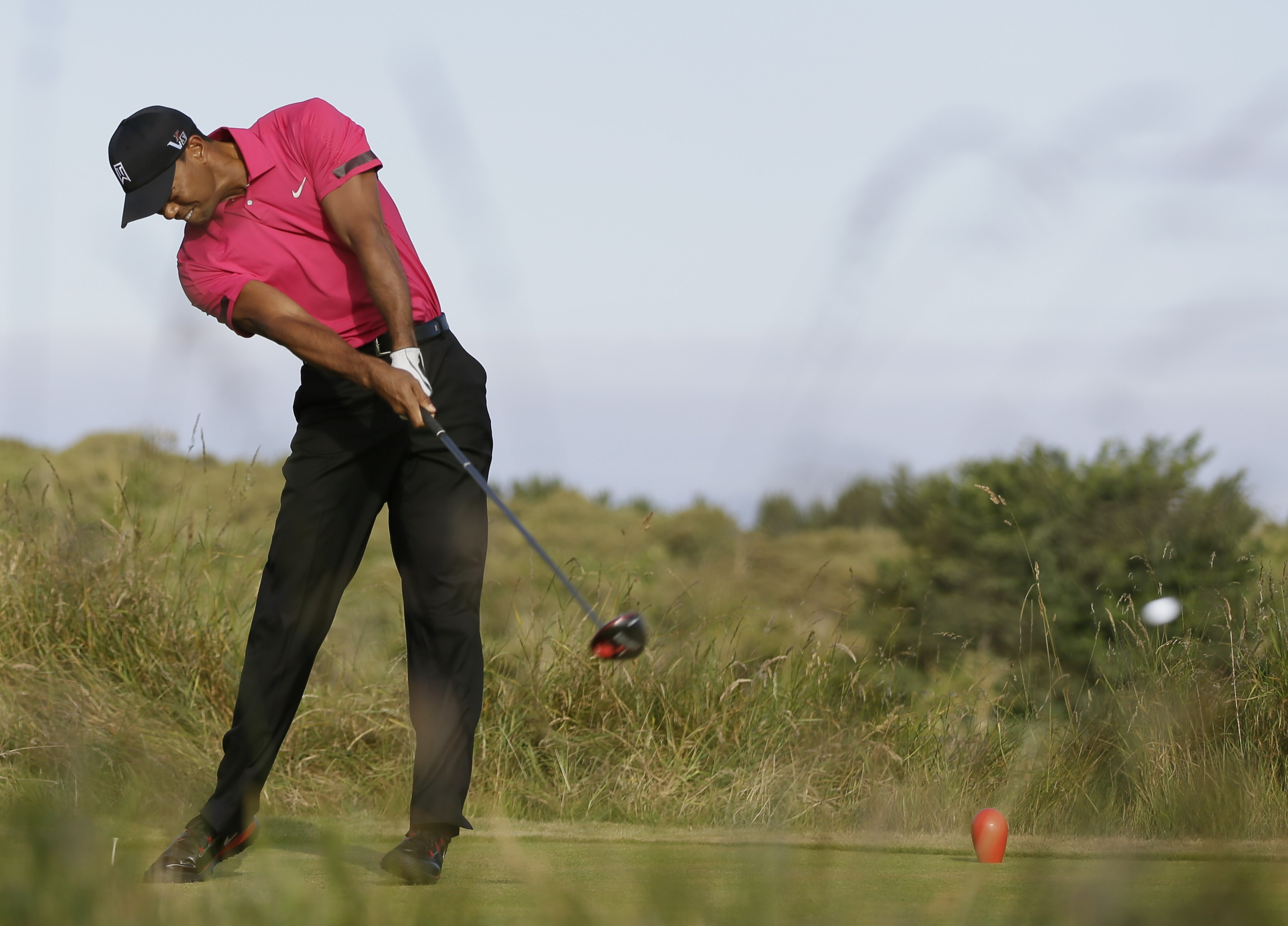 Tiger Woods and other British Open golfers won't be playing at Muirfield in Scotland in the near future.