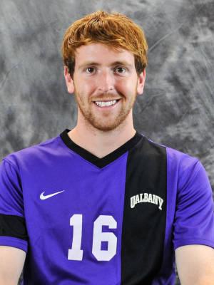 Anthony Rozzano. (Albany Athletics)