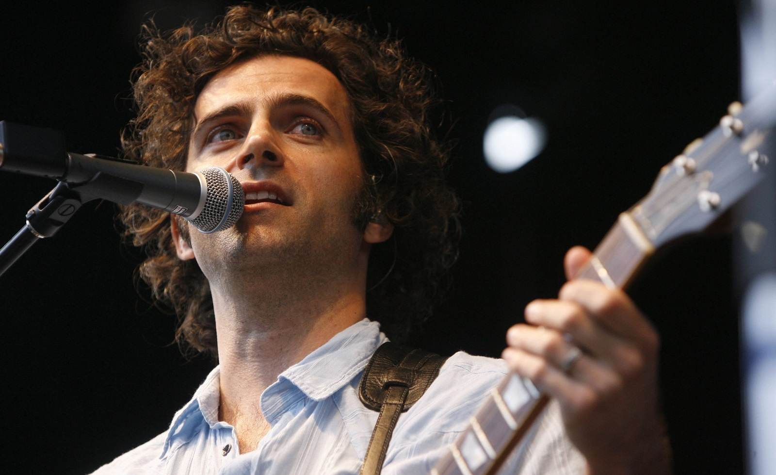 "Dweezil Zappa plays with his band ""Zappa Plays Zappa."" (Robert Kirkham/Buffalo News file photo)"