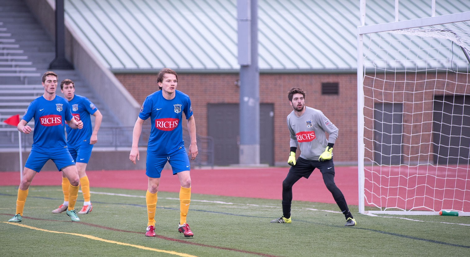 FC Buffalo must recover from two straight losses in a rivalry match against Erie. (Matt Weinberg/Special to The News)