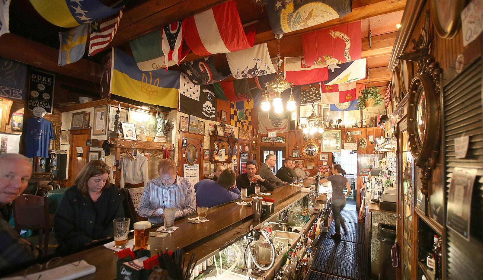 cool bars in buffalo ny