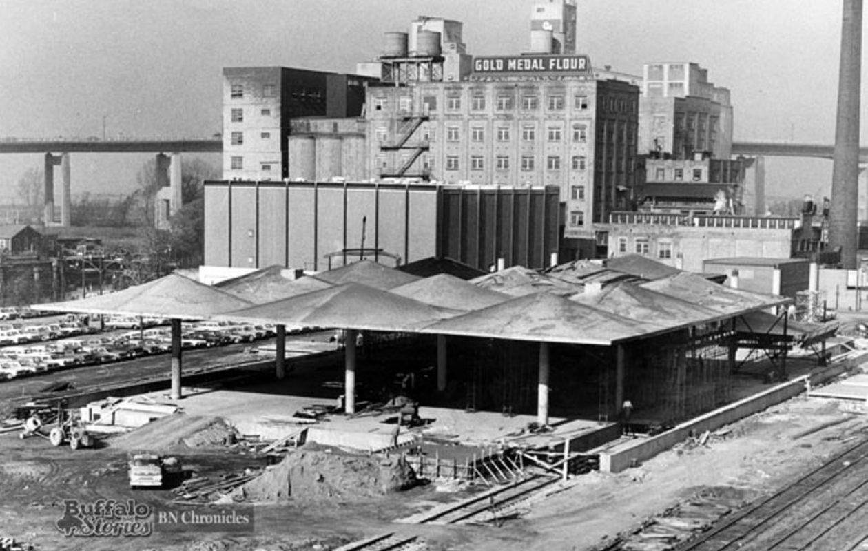 General Mills plant, circa 1964. (Buffalo News file photo)