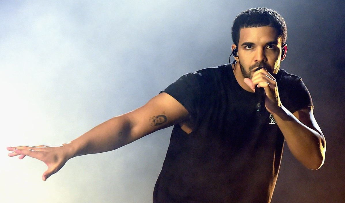 For those who enjoy the music on WBLK, hip-hop artist Drake is a nice fit. (Getty Images)