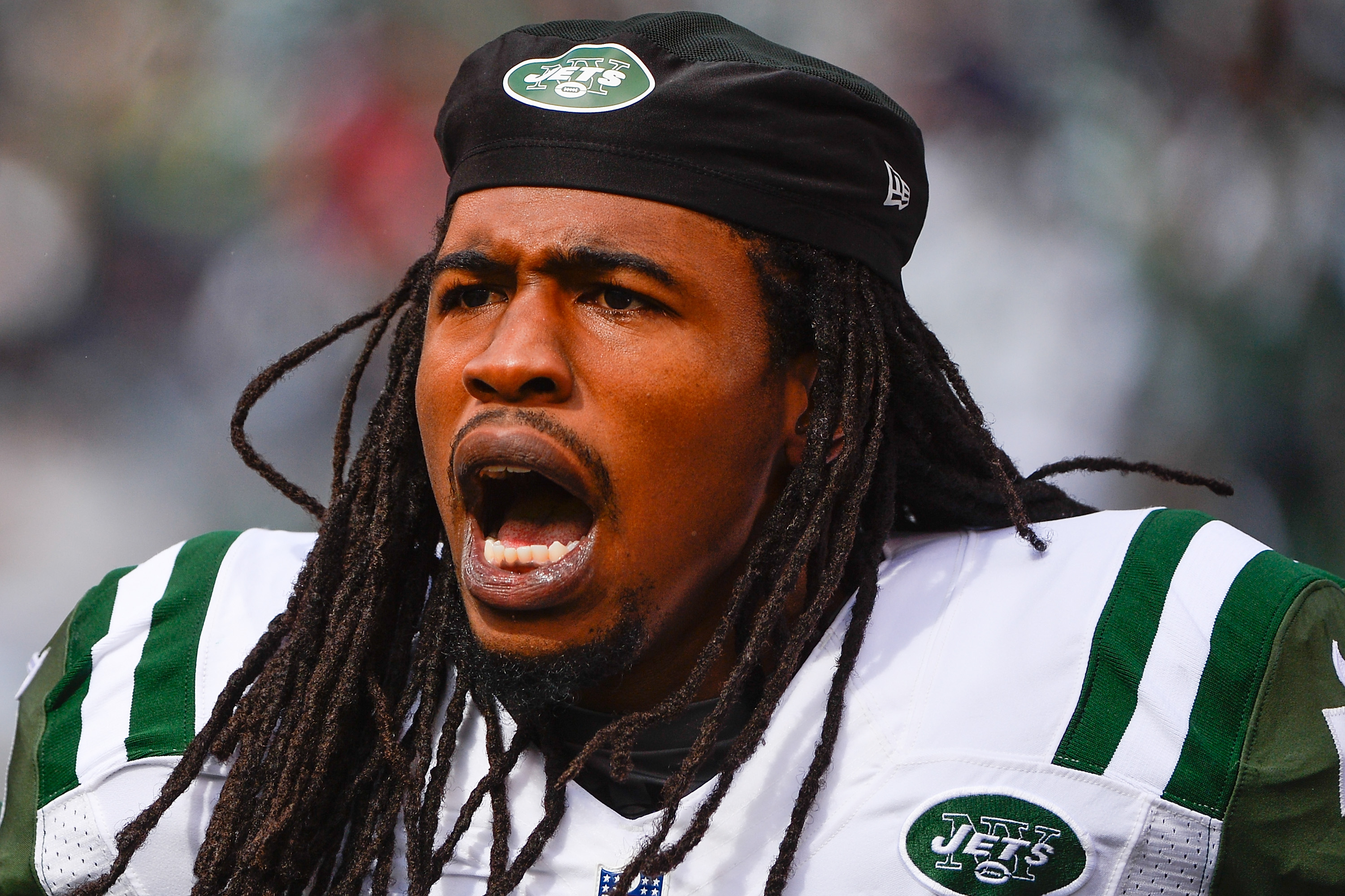 Jamari Lattimore spent last season with the New York Jets. (Getty Images)