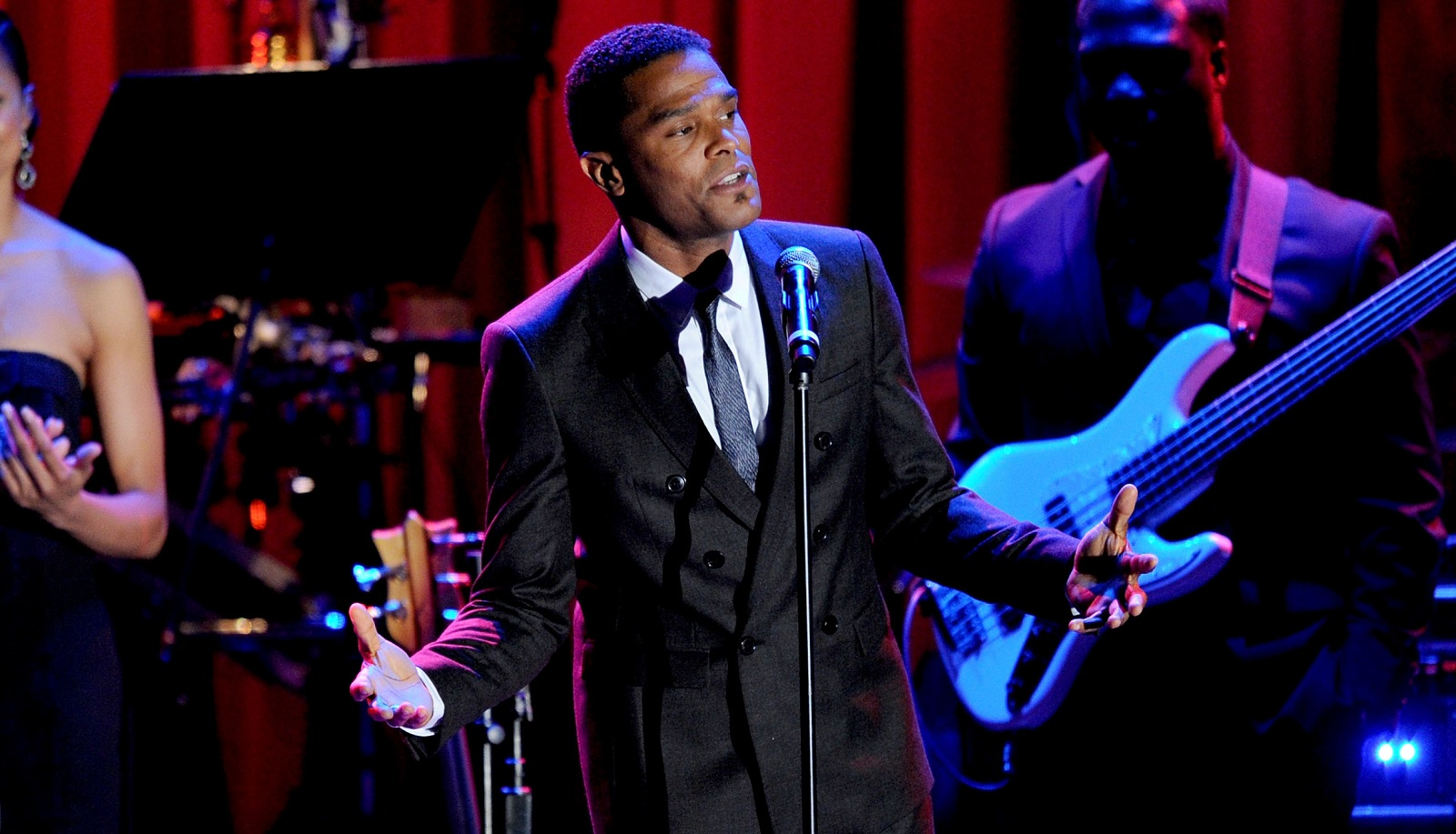 R&B artist Maxwell performs in July in Shea's Performing Arts Center. (Getty Images)