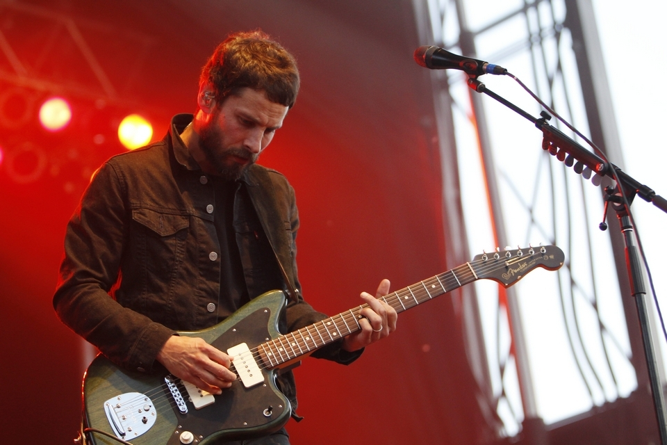 Sam Roberts Band returns for a year-end show at Town Ballroom. (Sharon Cantillon/Buffalo News file photo)