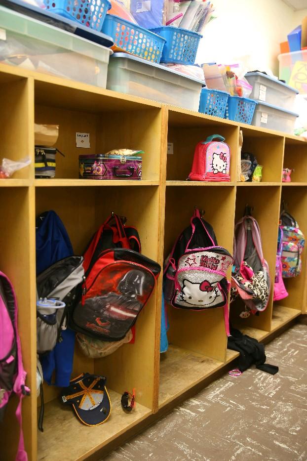 Schools locker