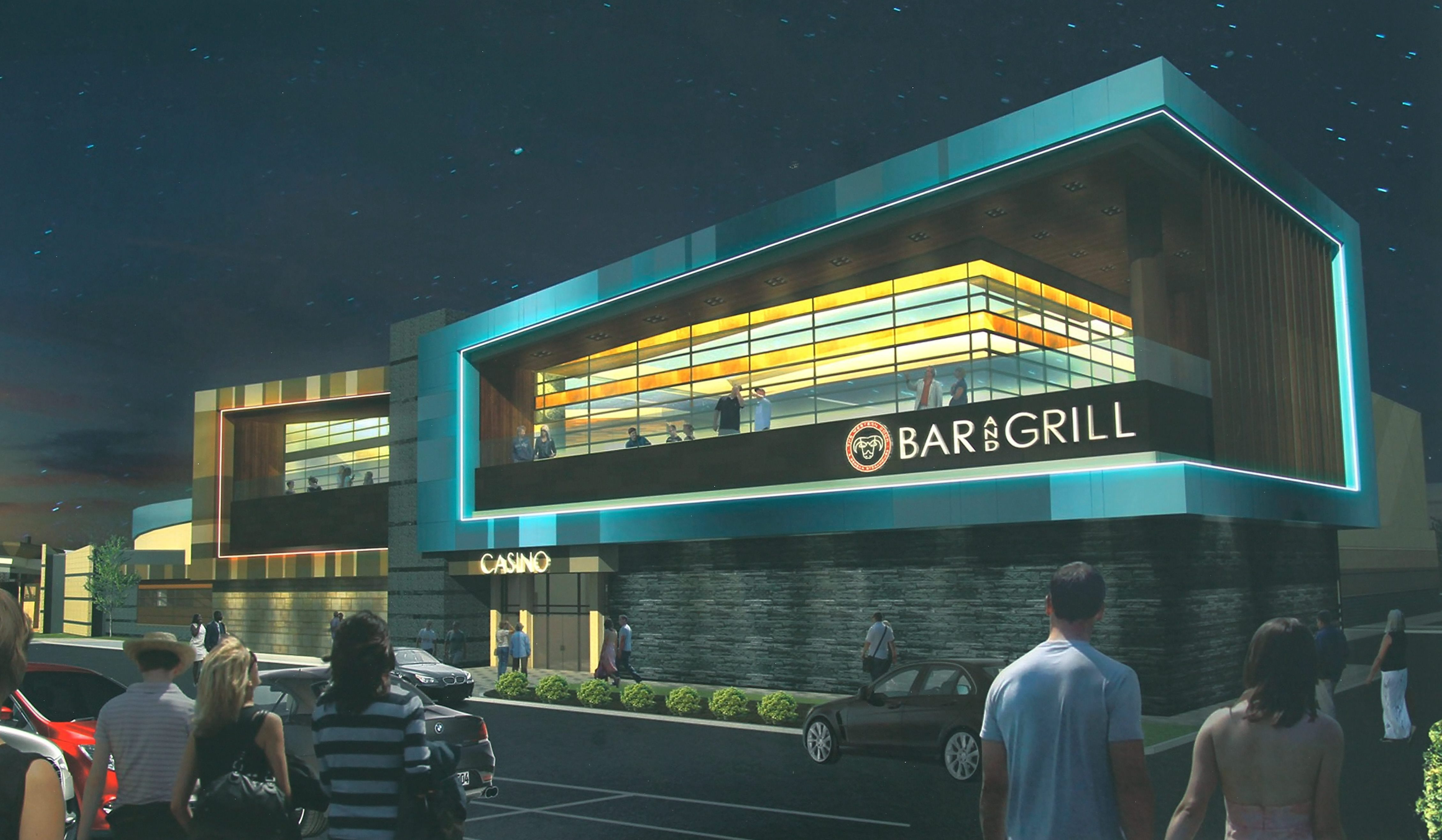 Buffalo Creek Casino will include more gaming and eating space.