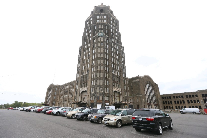 The Central Terminal is looking for its next renaissance. (John Hickey/Buffalo News file photo)
