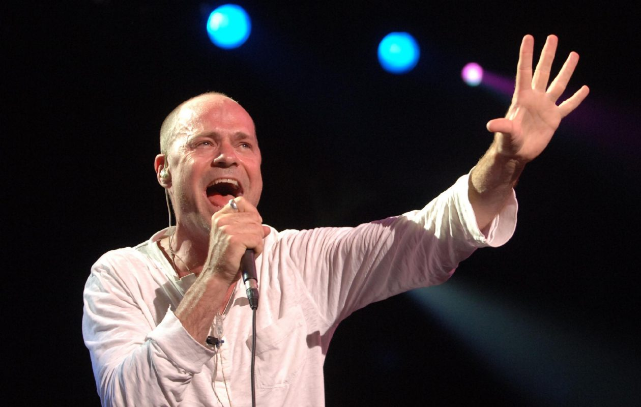Tragically Hip singer Gord Downie has been diagnosed with terminal brain cancer. (Sharon Cantillon/News file photo)