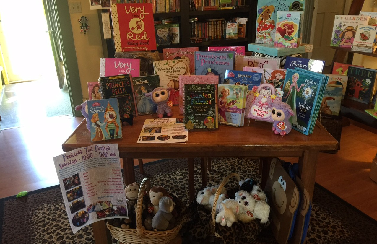 Monkey See, Monkey Do is a cozy shop that offers a variety of books and events. (Mary Friona-Celani/Special to The News)