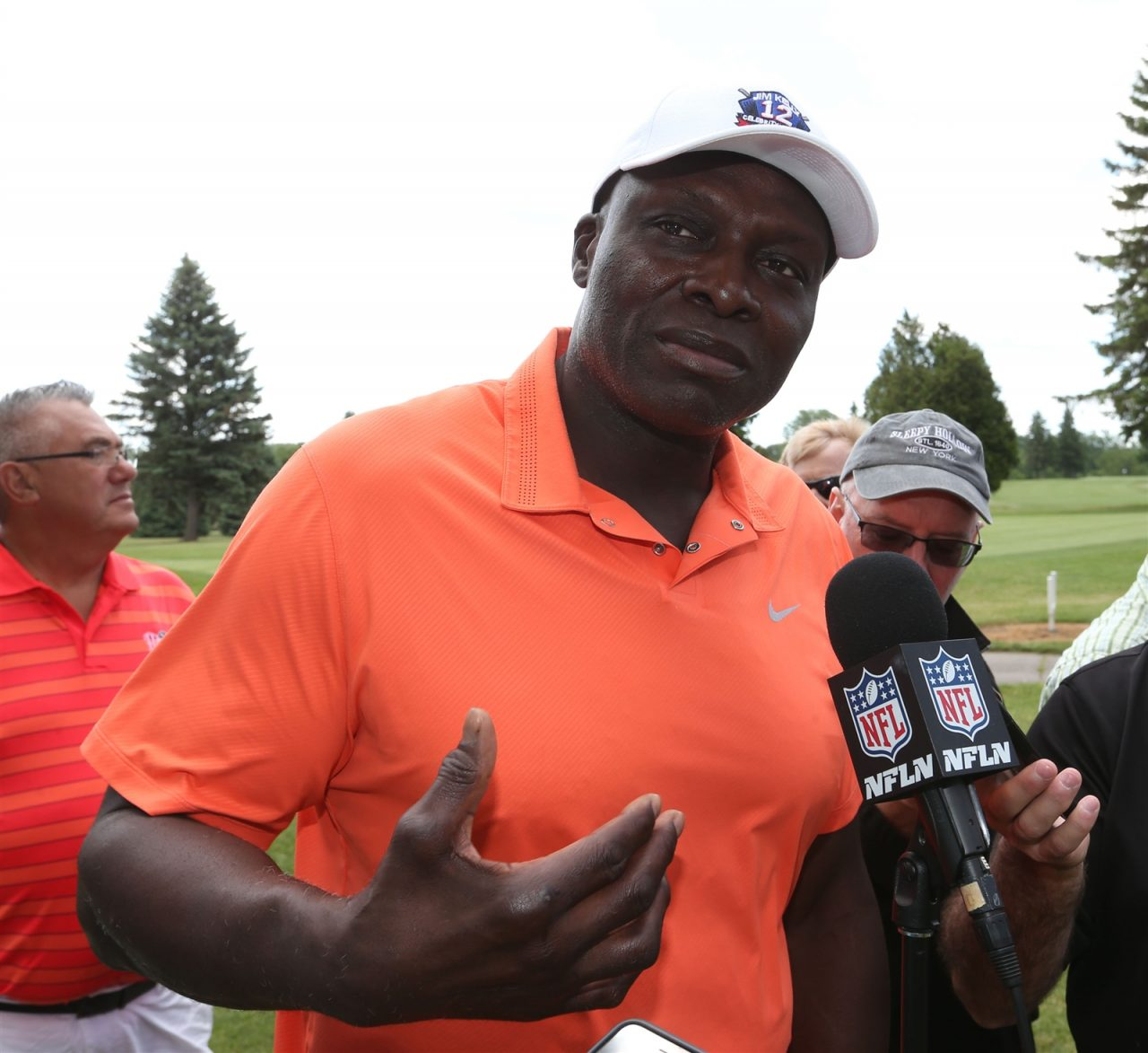 Bills great Bruce Smith (Jim McCoy/Buffalo News)