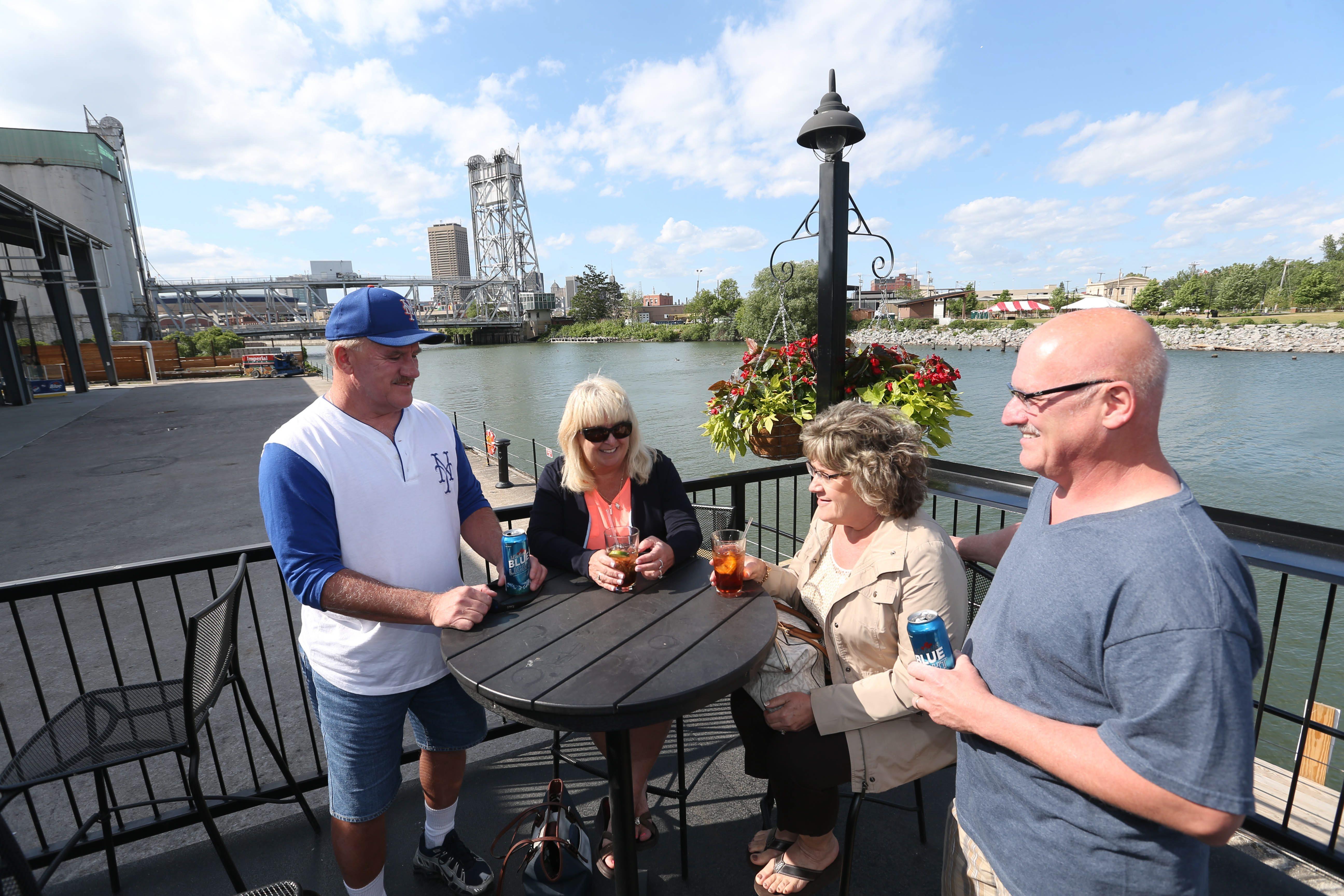 RiverWorks (Sharon Cantillon/Buffalo News)