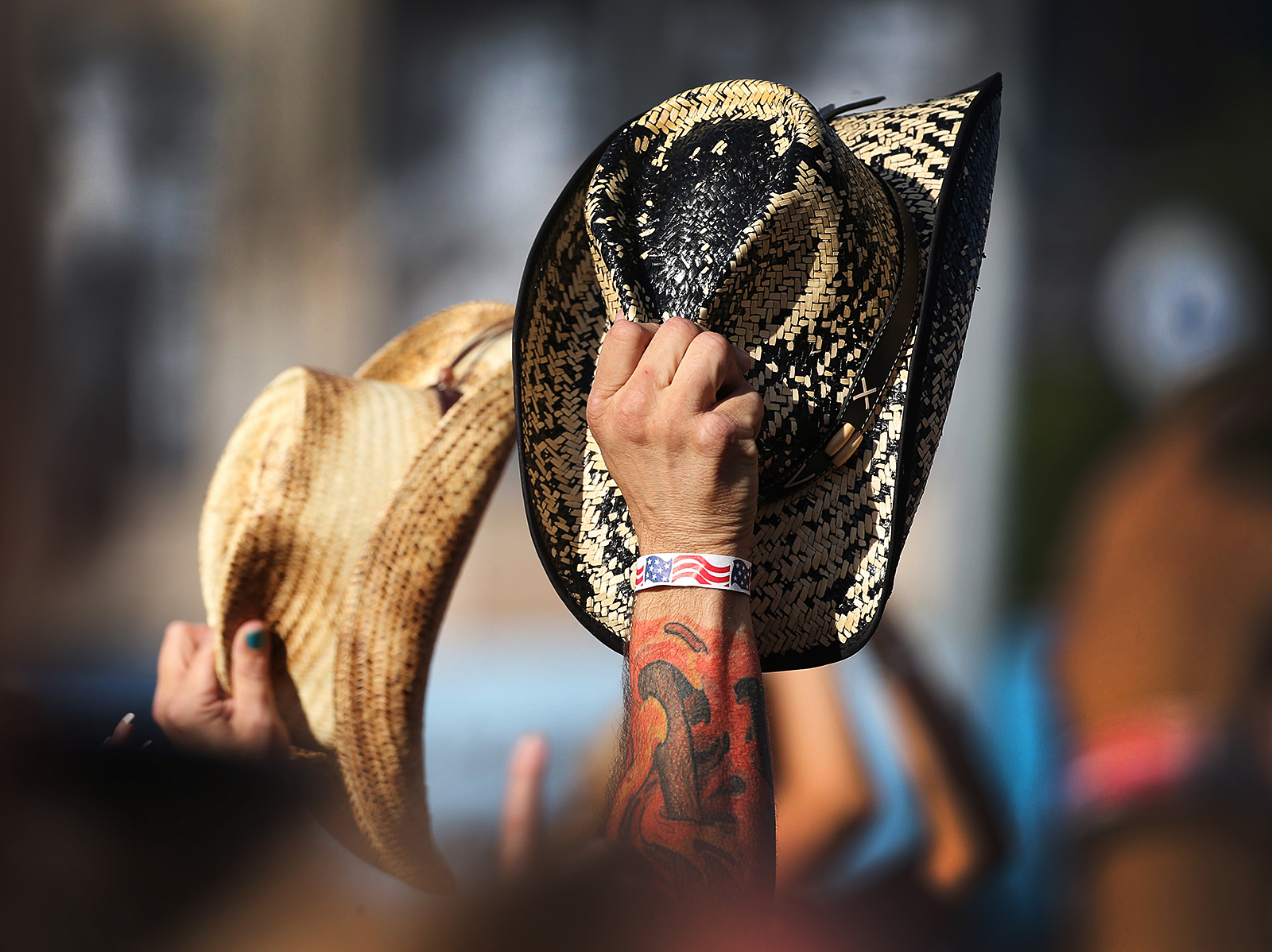 Taste of Country returns to Coco-Cola Field in Buffalo, Friday, June 10, 2016.  (Sharon Cantillon/Buffalo News)