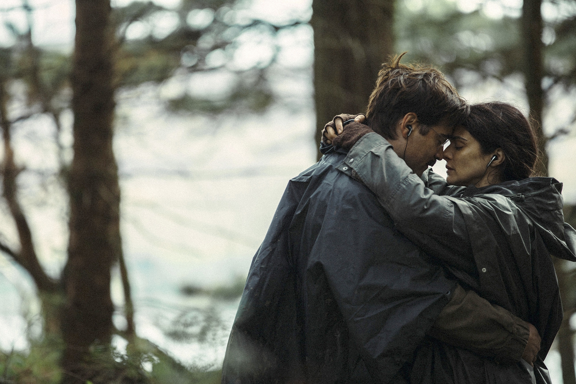 "Rachel Weisz and Colin Farrell in ""The Lobster."" (Despina Spyrou, A24 Films)"