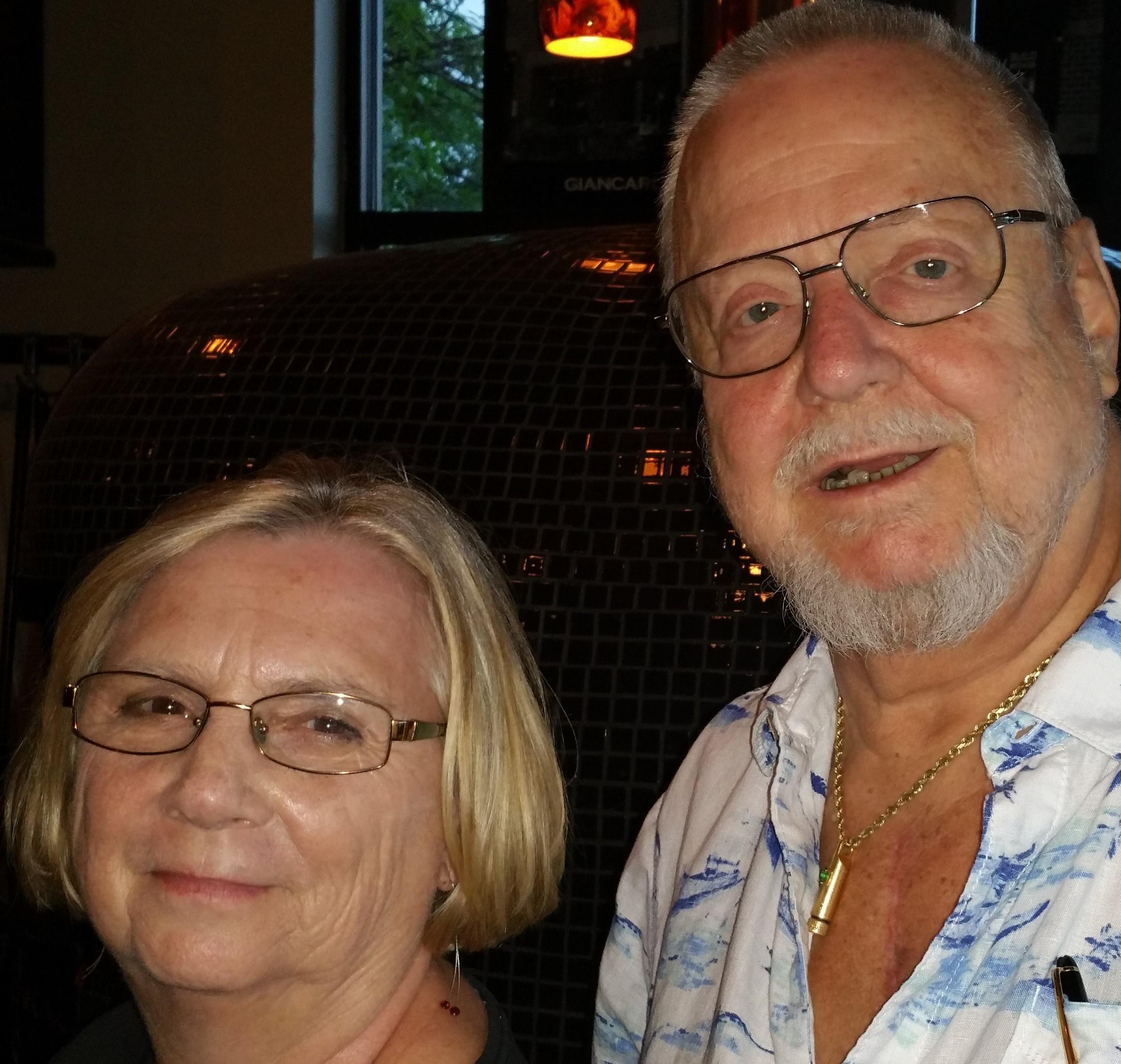 Jill and Bob Hilburger