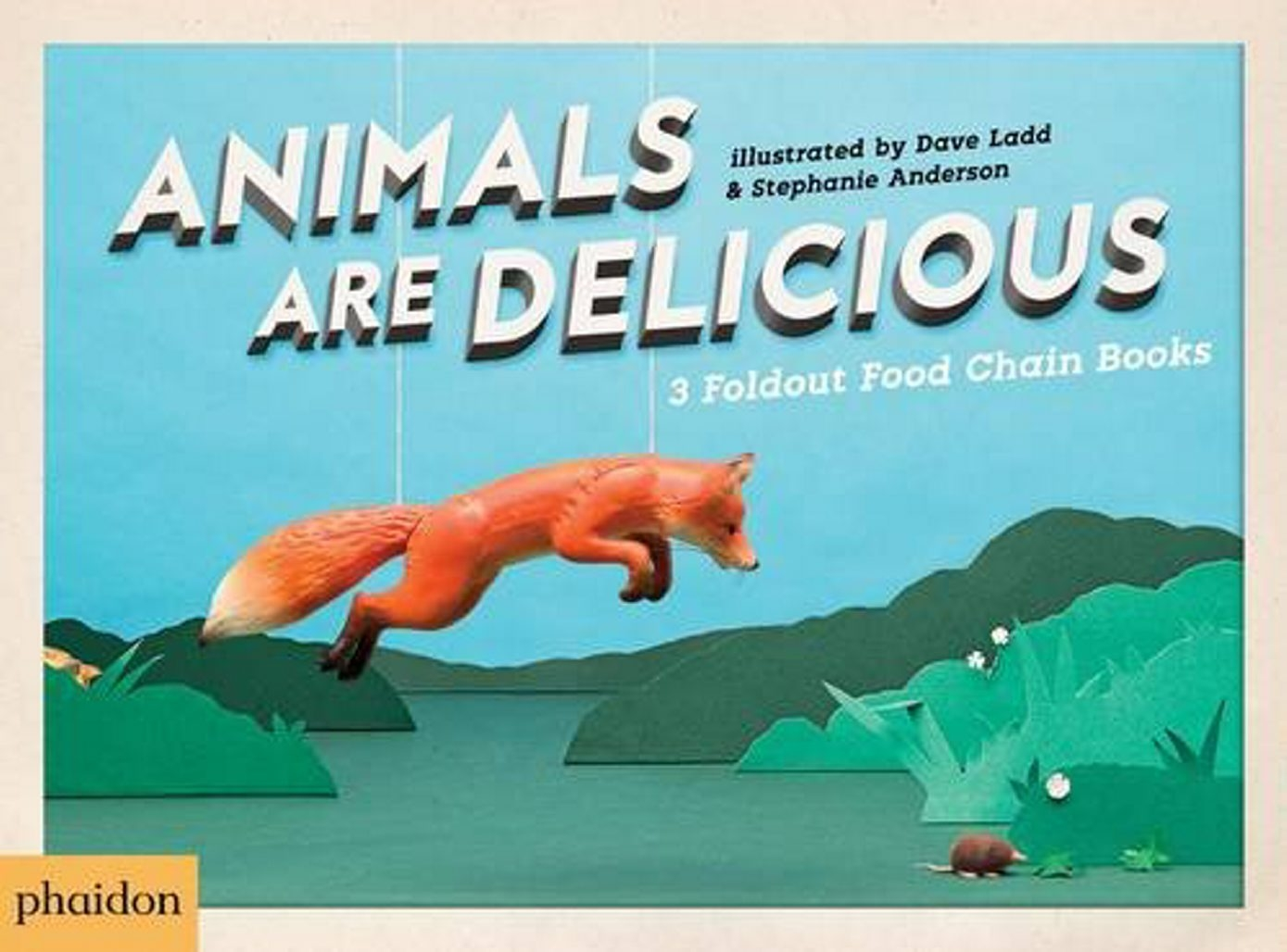 Books in Brief: Animals Are Delicious by Sarah Hutt