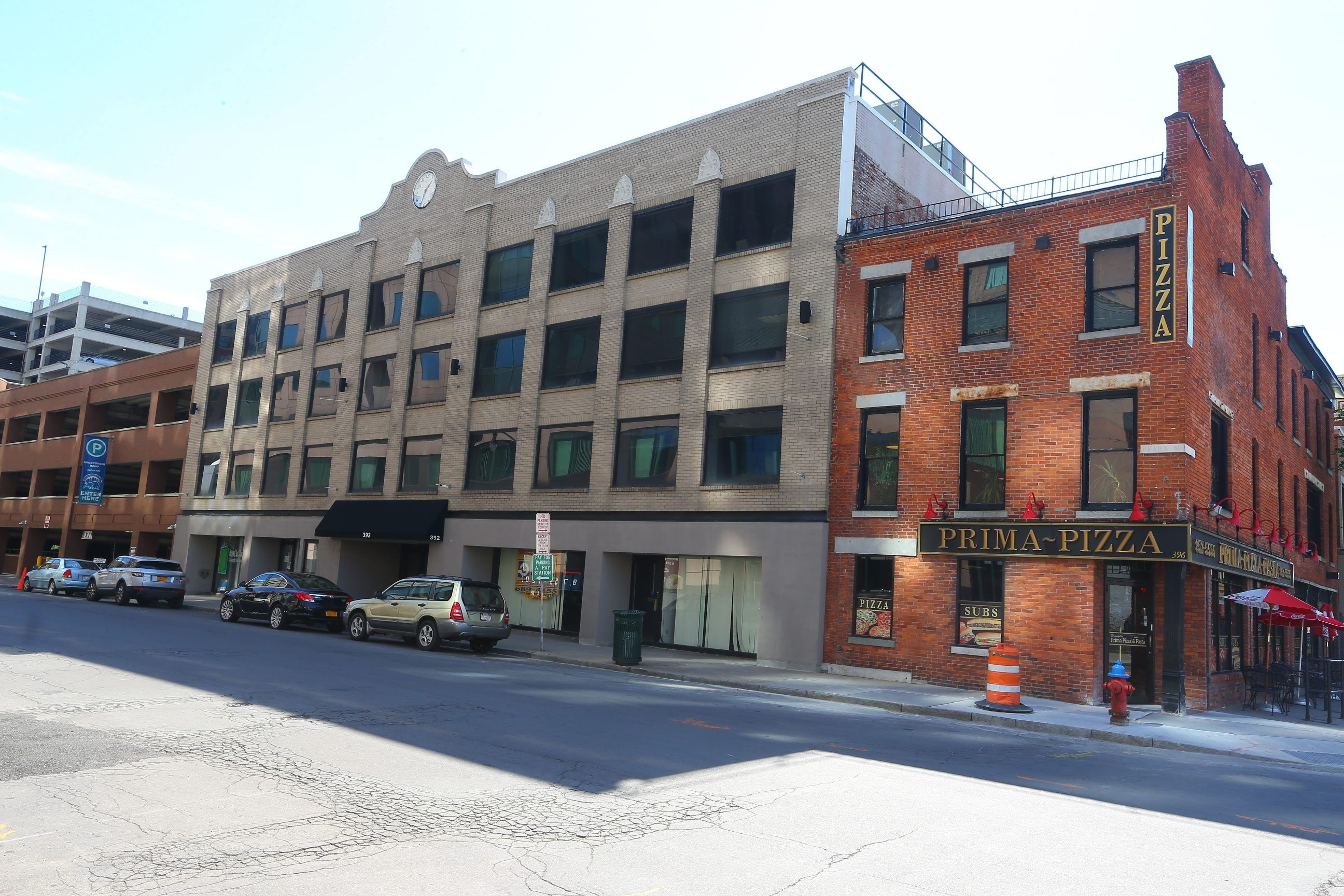 New York City investor Harvey Kaylie bought this four-story office building at 92 Pearl St. for $1.675 million.