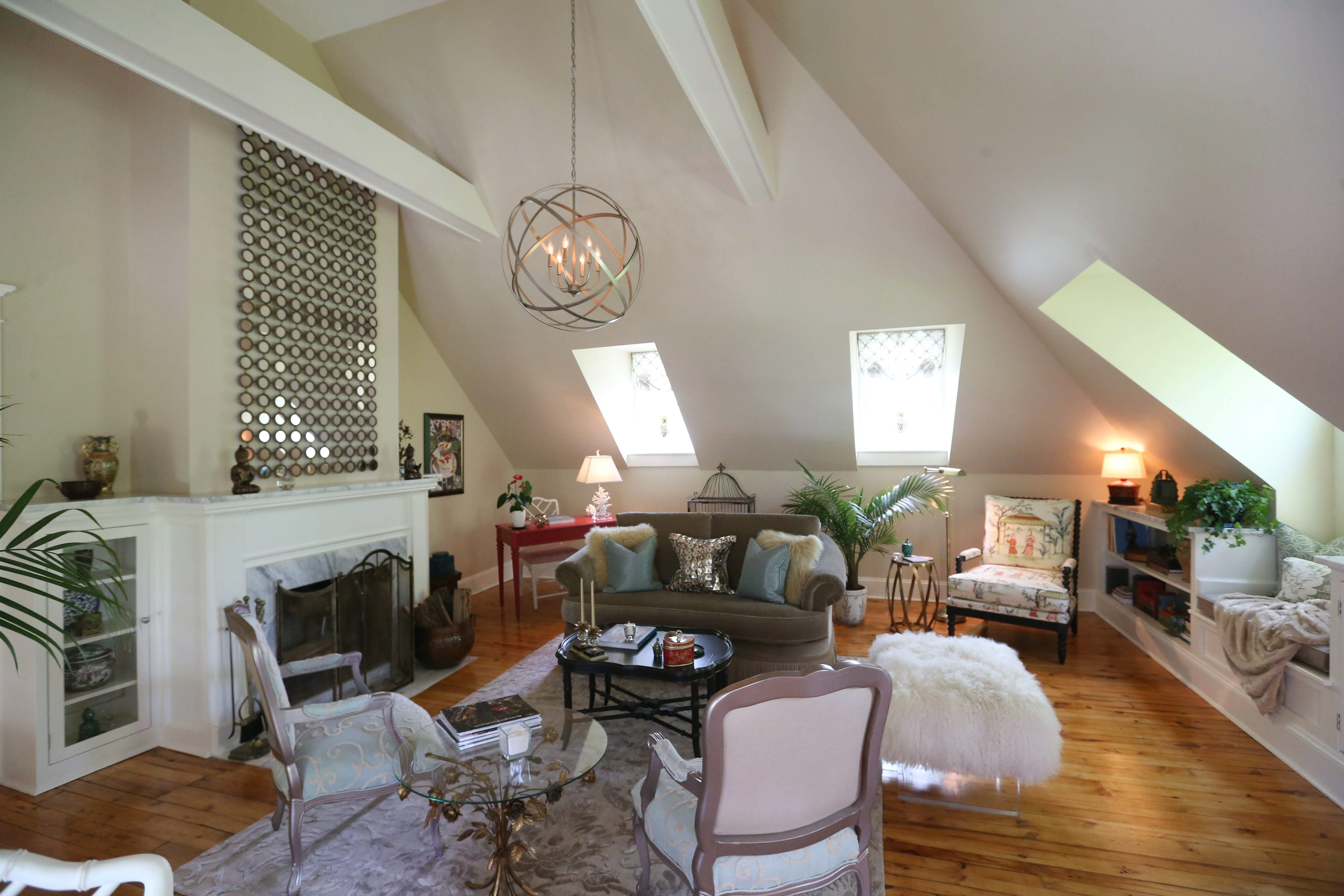 home of the month  a renovated buffalo carriage house