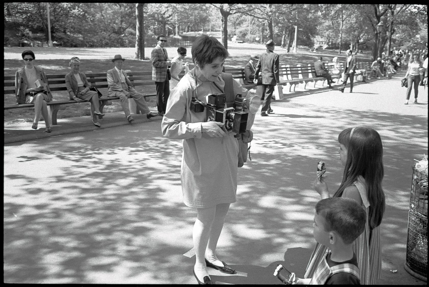 The biography Diane Arbus always deserved